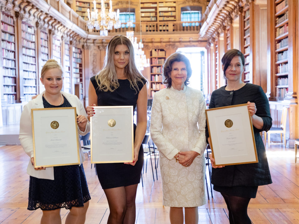 Queen Silvia Nursing Award