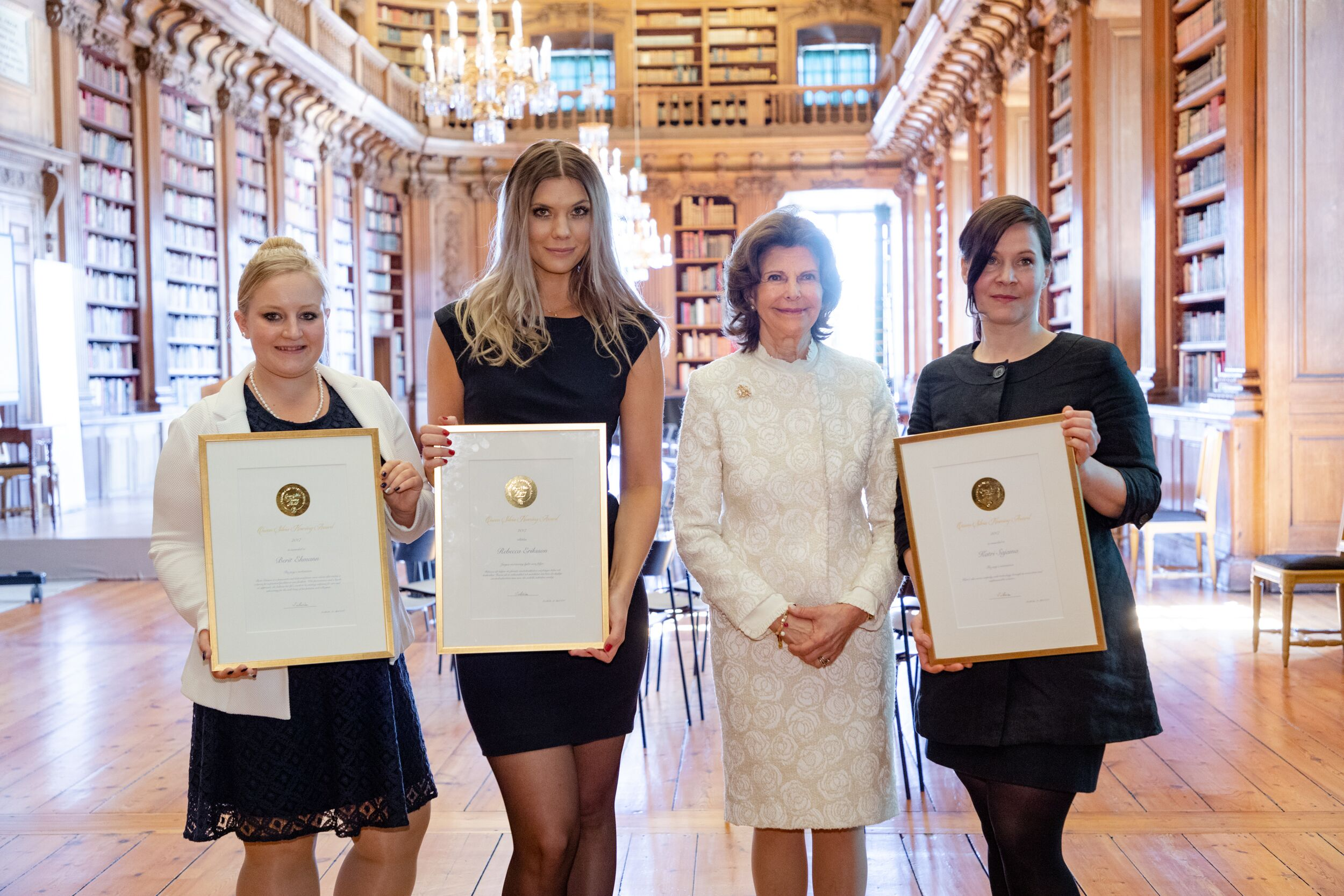 Queen Silvia Nursing Awards